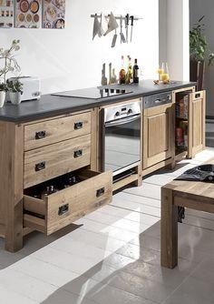 cuisine o trouver des meubles ind pendants en bois brut ou trouver bois brut et brut. Black Bedroom Furniture Sets. Home Design Ideas