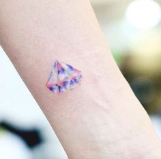 Pastel Diamond by Justice ink