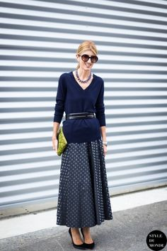 STYLE DU MONDE / Paris FW SS2014: Sarah Rutson  // #Fashion, #FashionBlog, #FashionBlogger, #Ootd, #OutfitOfTheDay, #StreetStyle, #Style