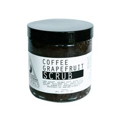Coffee Grapefruit Scrub: $17.99 #Moon_Rivers_Naturals #curate - Curated products by the community!