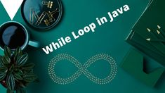 While Loop, Java Tutorial, Neon Signs, Concept