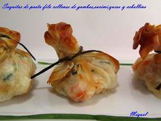 Les receptes del Miquel: Menú de la Castanyada 2011 Healthy Cooking, Cooking Recipes, Pasta Filo, No Cook Appetizers, Exotic Food, Meatloaf Recipes, Appetisers, Empanadas, Finger Foods
