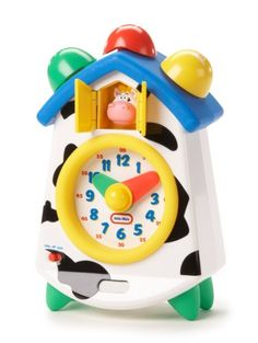 Teaching Clocks - ClockaDoodleMoo Moonica -- Check out the image by visiting the link.