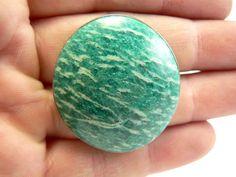 Amazonite Ring Mint Ring Green Ring Amazonite Jewelry Ring
