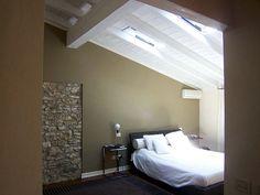 #Travi a vista bianche per rendere la stanza più luminosa. #bedroom #dreamhome #villa #brescia
