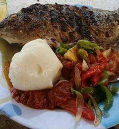 Yeyebessissi: National Dish of Togo
