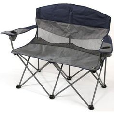 camping chairs at http://zcamping.com/category/camping-categories/camping-furniture/camping-chairs/ - hunting, camping, portable chair, camping gear, folding chair, camping chair, chair, camping accessories - Stansport Apex Double Chair « zCamping.com