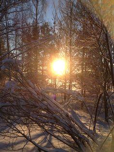 Aamuaurinko Finland