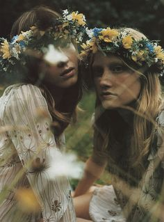 """In a Fairy Tale Mood"" by Mikael Jansson in Vogue Italia"