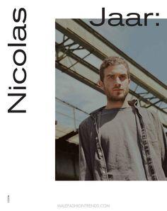 Nicolas Jaar por Teddy Fitzhugh para CRACK Magazine