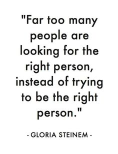 Gloria Steinem- social and political activist who became nationally recognized as a leader of, and media spokeswoman for, the women's liberation movement in the late 1960s and 1970s.