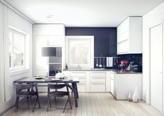 Best of Week 03/2014 - Trollveien Interior by EDiT Studio - Ronen Bekerman - 3D Architectural Visualization & Rendering Blog