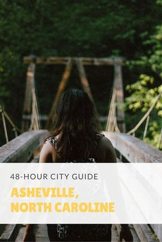 Looking to getaway this summer? Have you ever had the chance to experience #Asheville? If not here is a 48-hour guide! Food lovers and craft beer drinkers will particularly enjoy this guide.  A 48 Guide To Asheville, North Carolina - An Itinerary for Foodies and Drinkers Alike amoderngirlstrave..._...