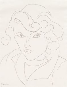 Matisse variations (Annelies) A13, 1946 National Gallery of Australia
