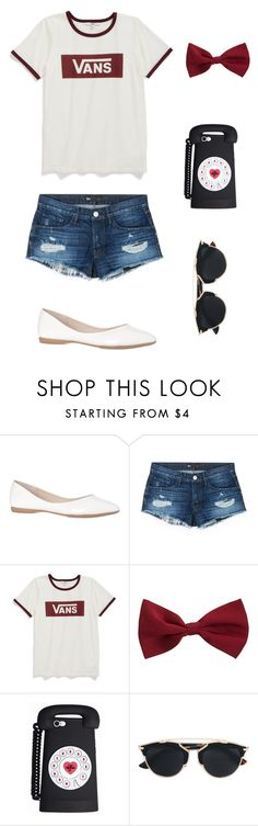 """""""~Daily update~(read d)"""" by jazzywiggles ❤ liked on Polyvore featuring 3x1, Vans, New Look and Christian Dior"""