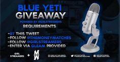 MoneyMatches - Win a Blue Yeti Microphone - http://sweepstakesden.com/moneymatches-win-a-blue-yeti-microphone/