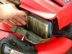 How to Maintain Your Lawn Mower To Keep it Running Properly : Home Improvement : DIY Network