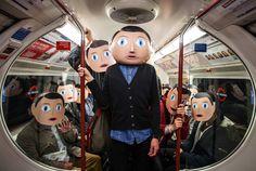 Frank (Sidebottom) Invades London