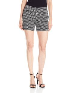 XOXO Women's City Shorts Inseam: 5'L.O.: 24' * This is an Amazon Affiliate link. You can get more details by clicking on the image.