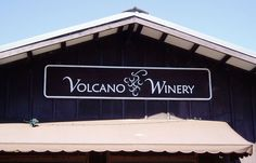 The Volcano Winery is just outside the Hawaii Volcanoes National Park, and specializes in tropical wine blends. A great place to pick up a tasty souvenir