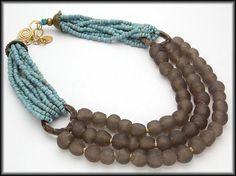 AFRICAN MONEY RINGS Handmade African & by sandrawebsterjewelry, $199.00
