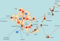 Ahvenanmaa - Åland islands http://www.visitaland.com/fi/nae-koe/nahtavyydet/hojdpunkter/