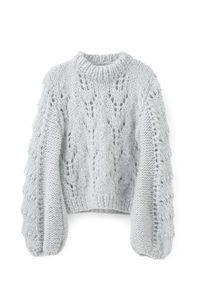 Faucher Pullover, Pearl Blue