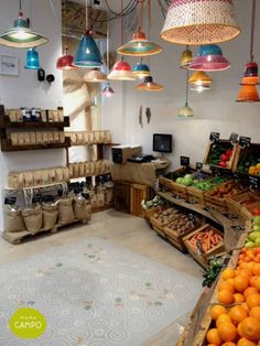 Mama Campo, Madrid restaurant and organic food for all