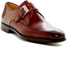 e46eb2f3a8a  magnannishoes   Tudanca Single Buckle Dress Shoe will elevate even your  most satorial gentleman