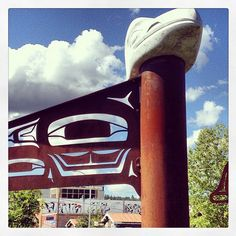 First Nations culture is part of the Yukon.