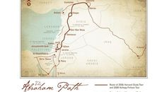 Abraham Path, Israel