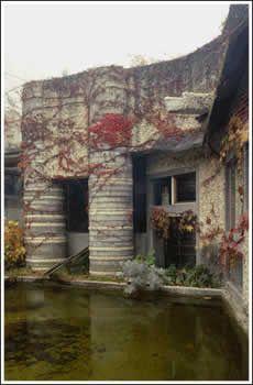 Carlo Scarpa (1906-1978)   Villa Ottolenghi – l'ultima opera di Scarpa   Terre delle Ottolenghi, Bardolino, Verona   1974-1978   Completato dopo la morte di Scarpa da Giuseppe Tommasi e Guido Pietropoli – 1978