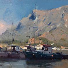 "Colley Whisson ""Kalymnos, Greece."""