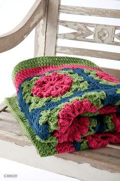 Petal Pops Blanket