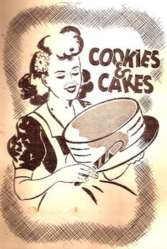 Depression Era Cooking: Grandma's Never Fail Devil's Food Cake - to go with The Ponder Heart by Eudora Welty, page 84.