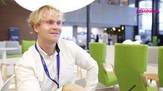 Pyry Talvitie oli kesätyössä Innovation Traineena Nokialla. Pyry huomasi kiinnostavan ilmoituksen kesätyöpaikasta LinkedInissä ja otti yhteyttä. Työhaastattelu hoidettiin joustavasti etäyhteydellä ja Pyry erottui suuresta hakijajoukosta asenteellaan. Pyryn päätehtävät liittyivät Nokia Open Innovation Challenge -tapahtumaan. Kun hommat pyörähtivät kunnolla käyntiin apua tarvittiin muissakin tehtävissä, ja Pyry pääsi tekemään töitä mm. esineiden internetin kanssa. Tutustu Nokian…