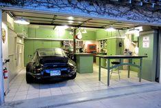 Dream Garage  I need a garage to keep my garage stuff in LOL