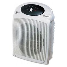 I'm learning all about Holmes 1500W Heater Fan W Alci Heater Plastic Case 10-1 4 X 6-1 2 X 12-1 2 White at @Influenster!