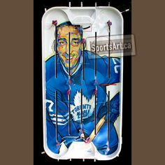Big M - Anthony Jenkins Hockey - Sports Art