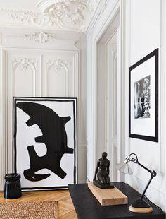 Gilles et Boissier / black & white.