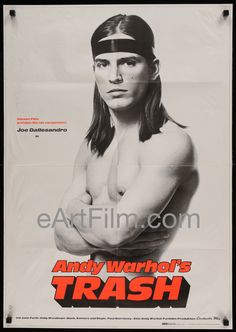 Love movies as much as we do? Andy Warhol's Tra... For your consideration. http://eartfilm.com/products/andy-warhols-trash-joe-dallessandro-jane-forth-holly-woodlawn-sissy-spacek?utm_campaign=social_autopilot&utm_source=pin&utm_medium=pin