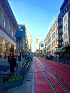 Powell St. San Francisco