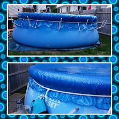 Pvc Pool Ladder Glue All Fittings On Except The Four That