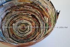 magazine bowl.