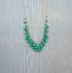 Hey, I found this really awesome Etsy listing at https://www.etsy.com/ca/listing/290072303/jade-green-statement-necklace-green
