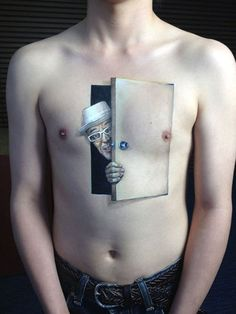 50 Best 3D Tattoos That Make Your Skin Crawl