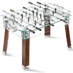teckell luxury foosball table.