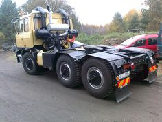 Tatra T815 NTH 6x6 Cool Trucks, Big Trucks, Heavy Duty Trucks, Tow Truck, Motor Car, Cars And Motorcycles, Muscle Cars, Monster Trucks, Vehicles