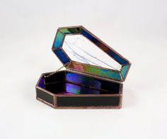 Goth Shopaholic: Gothic Stained Glass Boxes