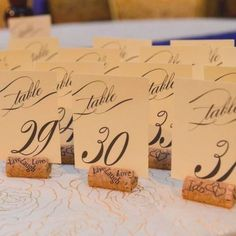Custom Wedding Favours, Wedding Gifts For Guests, Personalized Wedding Favors, Diy Wedding, Wedding Table Number Holders, Wedding Table Numbers, Wine Cork Centerpiece, Wine Cork Table, Wine Cork Monogram